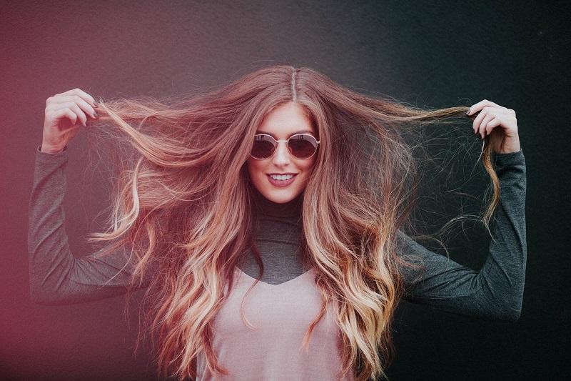 Лучшее наращивание волос